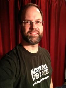 self portrait Jason R. Coleman Owner/Operator Nashville Rocks®
