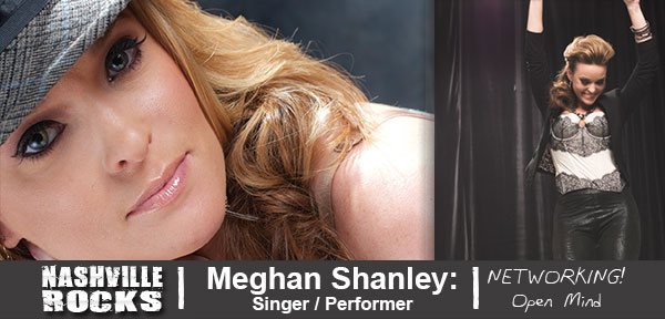 Nashville Rocks Podcast Episode 3: Meghan Shanley