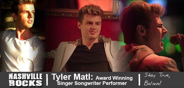 Nashville Rocks Podcast Episode 2: Tyler Matl