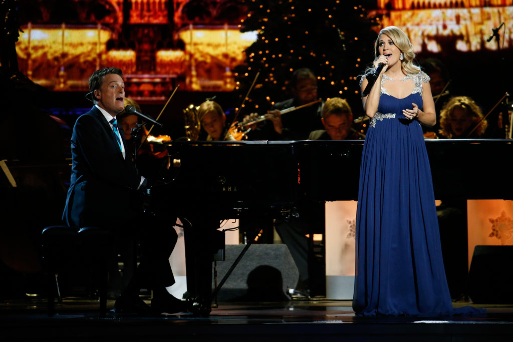 """CATCH MICHAEL W. SMITH AND CARRIE UNDERWOOD DURING """"CMA COUNTRY CHRISTMAS"""""""