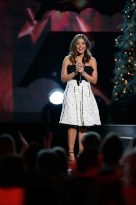 Lucy Hale - CMA Country Christmas