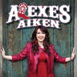 Alexes Aiken CD Cover for Nashville Rocks Artist Showcase
